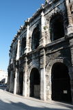 Arena of Nimes Stock Photography