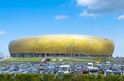 Arena PGE - Gdansk Royalty-vrije Stock Fotografie