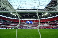 Wembley Stadium Royalty Free Stock Images