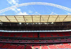 Wembley Stadium Royalty Free Stock Image