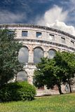 arena in Pula Royalty Free Stock Photo