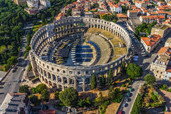 Arena in Pula Royalty Free Stock Photos