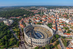Arena Pula Stock Images