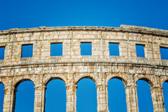 Arena in Pula Royalty Free Stock Images