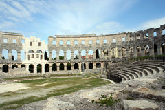 Arena Pula Croatia Royalty Free Stock Image