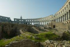 Arena romana Imagem de Stock