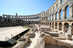 Arena romana 8 Foto de archivo