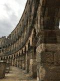 Arena romana imagen de archivo libre de regalías