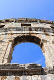 Arena romana velha Foto de Stock