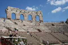 Arena romana Verona Fotos de Stock Royalty Free