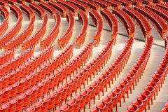 Arena Seat Royalty Free Stock Images