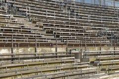 Arena seating Royalty Free Stock Photos