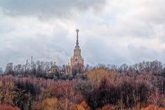 Arena sportowa Olimpijski powikłany Luzhniki fotografia royalty free