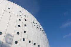 Arena Stoccolma del globo fotografia stock