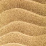 Arena tropical de la playa Fotografía de archivo