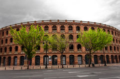 Arena of Valencia Stock Photos