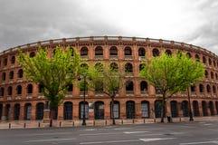 Arena of Valencia Stock Photos