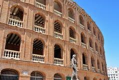 Arena of Valencia Stock Image