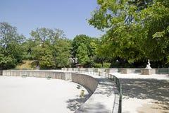 Arena van Lutetia, (Parijs Frankrijk) Royalty-vrije Stock Afbeeldingen