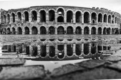 Arena veroa zdjęcie royalty free