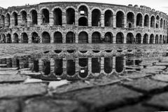 Arena of veroa Stock Images