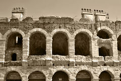 Arena of Verona Royalty Free Stock Images