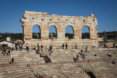 Arena of Verona Royalty Free Stock Image