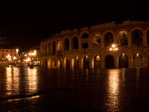 Arena in Verona Stockfotos