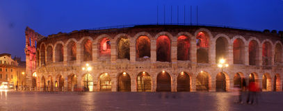 The arena verona Stock Images