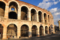 Arena of Verona. Royalty Free Stock Photos