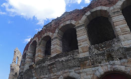Arena, Verona, Italia Immagine Stock