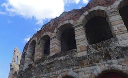 Arena, Verona, Italien Stockbild