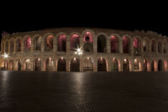 Arena of Verona (Italy) Royalty Free Stock Images