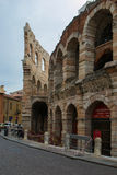 Arena of Verona Royalty Free Stock Photos