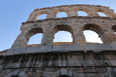 Arena in Verona Stock Image