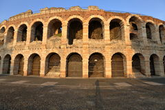 Arena in Verona Royalty Free Stock Photography