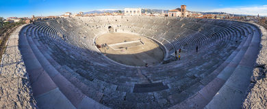 Arena, Verona Stock Photos
