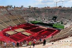 arena of Verona Stock Photography