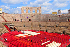 Arena of Verona Stock Image