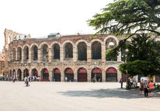 Arena of Verona Stock Photos