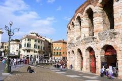 Arena of verona Stock Image