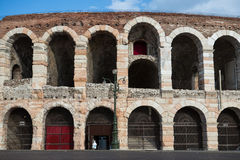 Arena in Verona Royalty Free Stock Photos
