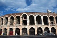 Arena in Verona Stock Photo