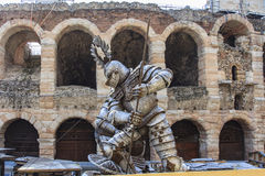 The Arena in Verona. Royalty Free Stock Photos