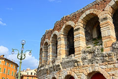 Arena of verona Royalty Free Stock Photography