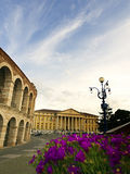 Arena von Verona Lizenzfreie Stockfotos