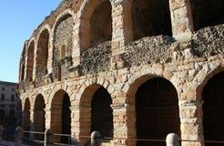 Arena von Verona, Italien lizenzfreie stockbilder