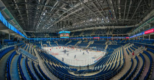 Arena VTB Ice Palace Royalty Free Stock Photos