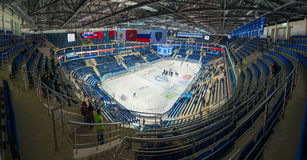 Arena VTB Ice Palace Royalty Free Stock Photo