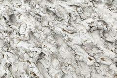 Arena y Clay Texture Overhead Imagen de archivo